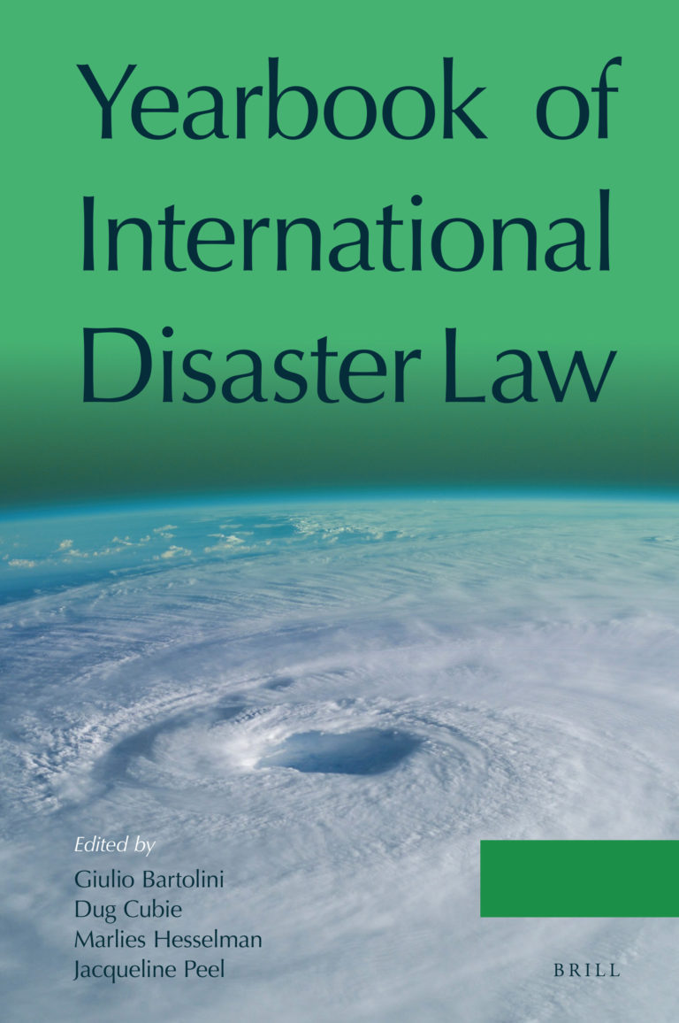 Upcoming Webinar: 2020 A Year of Disasters in Review – Legal Assessment under International Disaster Law""