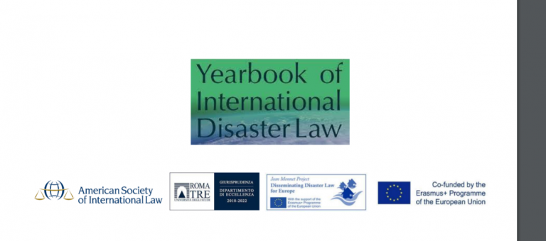 Upcoming Event: Expert Meeting 'Is International Disaster Law Protecting Us?'